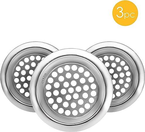 Kitchen Bathroom Sink Strainer Filter Drain Protector Food Hair Catcher