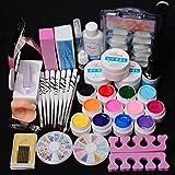Amazon Com Migi Nail Art Silver Matte Pen Kit 4 Pack 8 Colors By Nail Art Nail Polish
