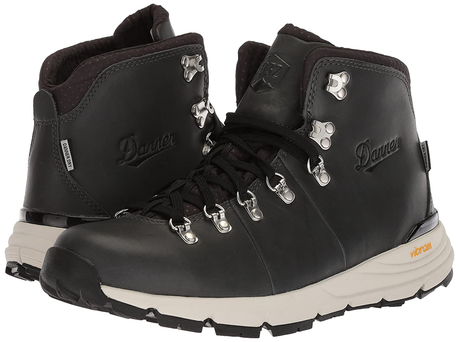 Danner Mens Mountain 600 4.5-Ms Hiking Boot Gray 10 D US