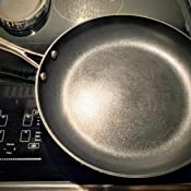 Amazon Com Scanpan Ctx 8 Inch Fry Pan Skillets Kitchen