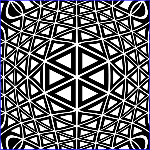 Maze Pattern - Adult Coloring Book - Mazes and