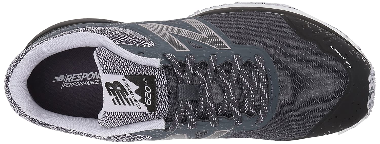 New Balance Women's Cushioning 620v2 Trail Running Shoe B01N1W249L 6.5 D US Thunder/Black