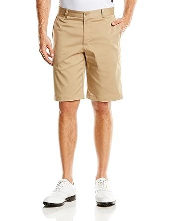 NIKE Golf Men's Flat Front Short Khaki/Khaki/Khaki 34 ...