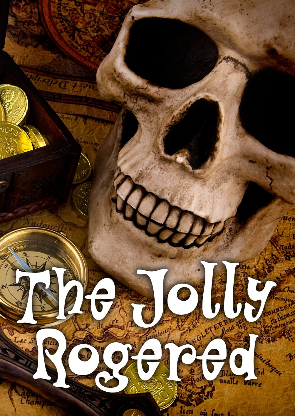 The Jolly Rogered - murder mystery game for 10 players   B007ZZ9TPK