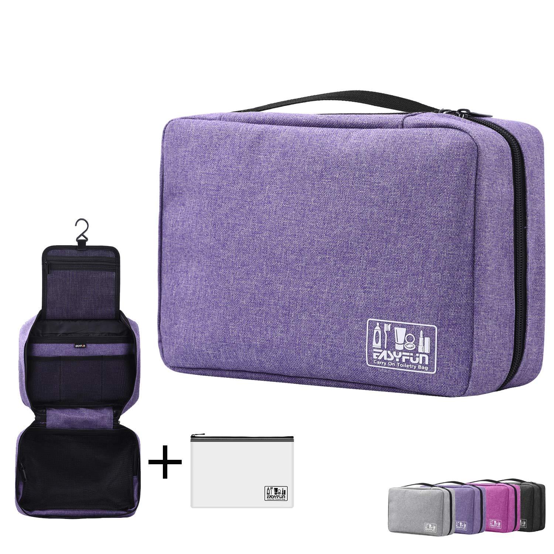 768aaddafcdf Amazon.com   Hanging Toiletry Bag For Men   Women