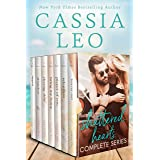 Shattered Hearts: Complete Series Box Set (Books 1-7): Includes: Forever Ours, Relentless, Pieces of You, Bring Me Home, Chas