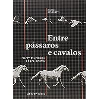 Entre pássaros e cavalos: Marey, Muybridge e o pré-cinema