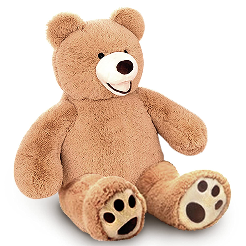 ad73c7b120c Amazon.com  ArtCreativity 4 Feet Giant Teddy Bear