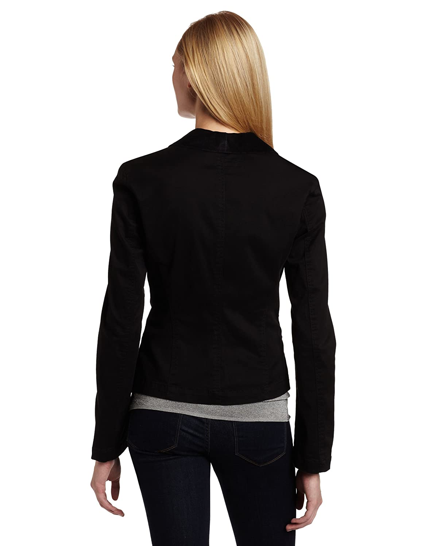 Amazon.com: Calvin Klein Jeans de la mujer Petite terciopelo ...