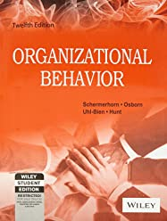 Organizational Behavior, 12ed, ISV