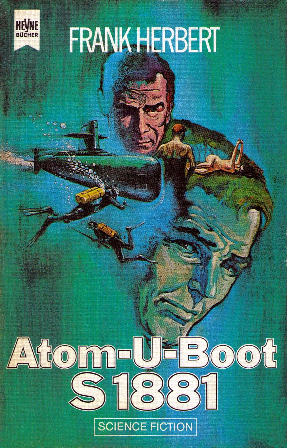 Frank Herbert - Atom-U-Boot S 1881