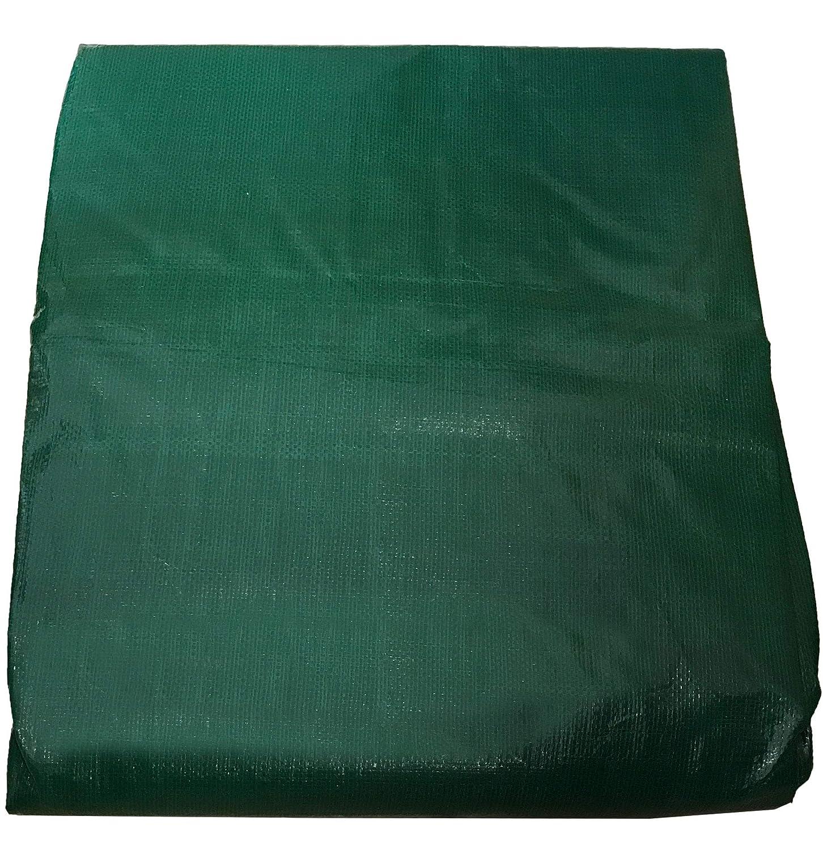 Quick-Star Cubierta de Invierno para Piscina Redonda 350-366 cm Lona Protectora