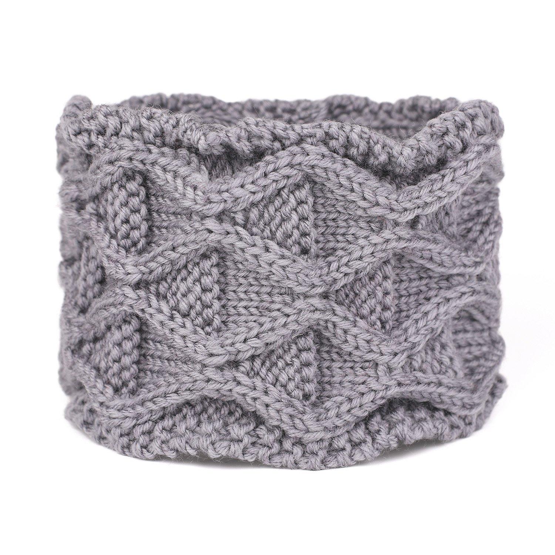 Flammi Women's Soft Knit Headband Head Wrap Ear Warmer F Flammi M-B1885