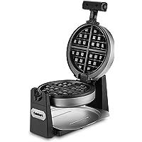Cuisinart WAF-F10 Maker Waffle Iron, Single, Stainless steel