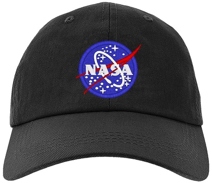 bc6e4615e63 Amazon.com  owndis Cap Embroidered Lunar NASA Cap