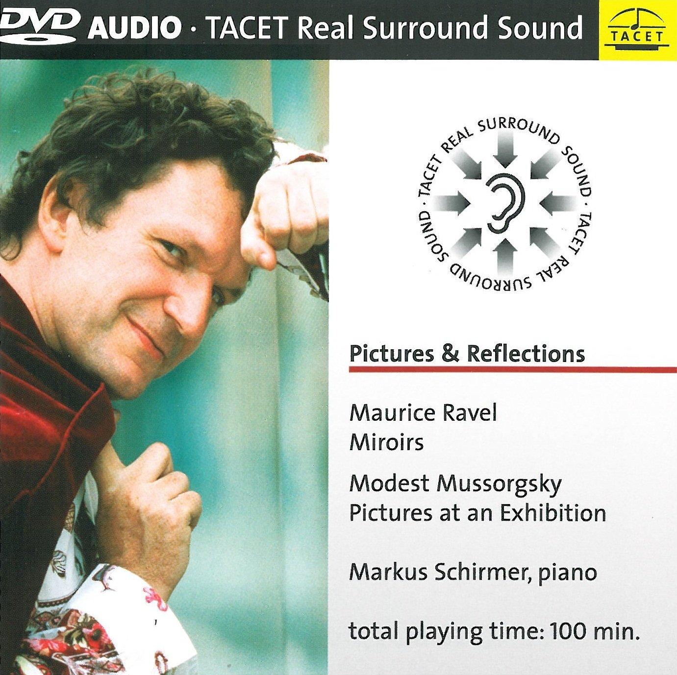 SACD : Markus Schirmer - Pictures & Reflections (DVD Audio)
