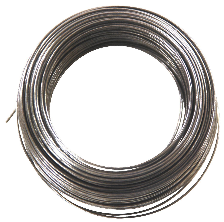 Amazon.com: OOK 50135 22 Gauge, 100ft Steel Galvanized Wire