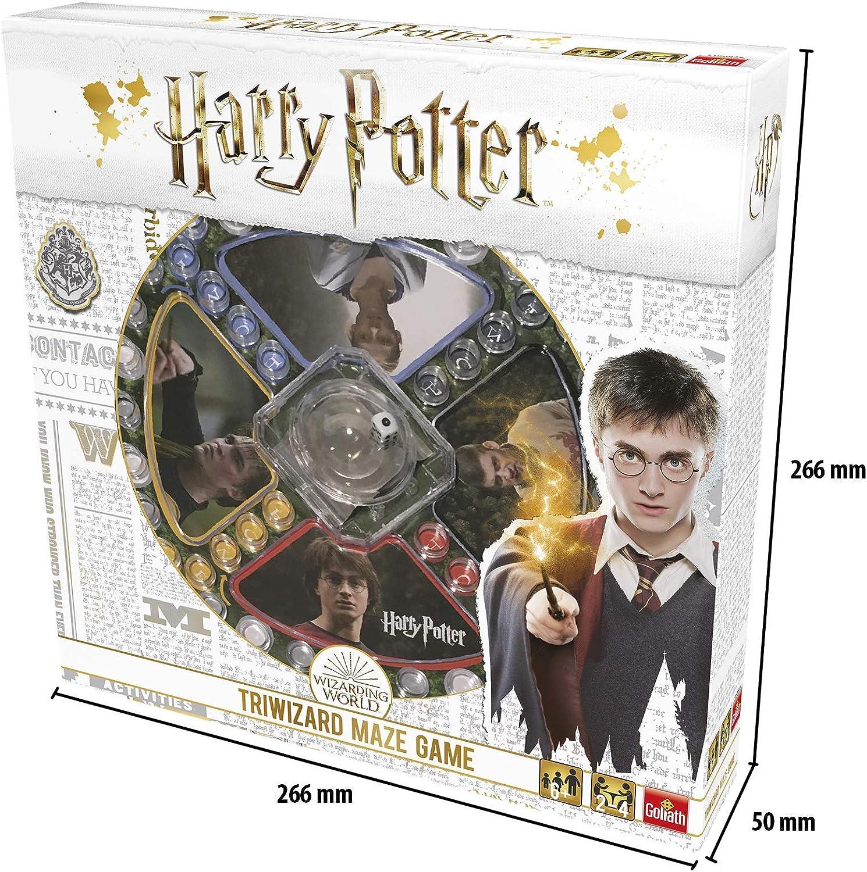 Pressman- Harry Potter Los Tres Magos Juego de Mesa, Multicolor ...