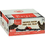 EPIC Bacon + Egg Yolk Protein Bars, 12 Count Box 1.5oz bars