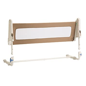 Safety 1st Secure Click Top Of Mattress Bed Rail Cream
