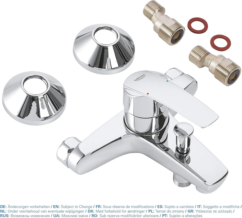 Grohe Start New - Grifo de baño y ducha (Ref. 32278001): Amazon.es ...