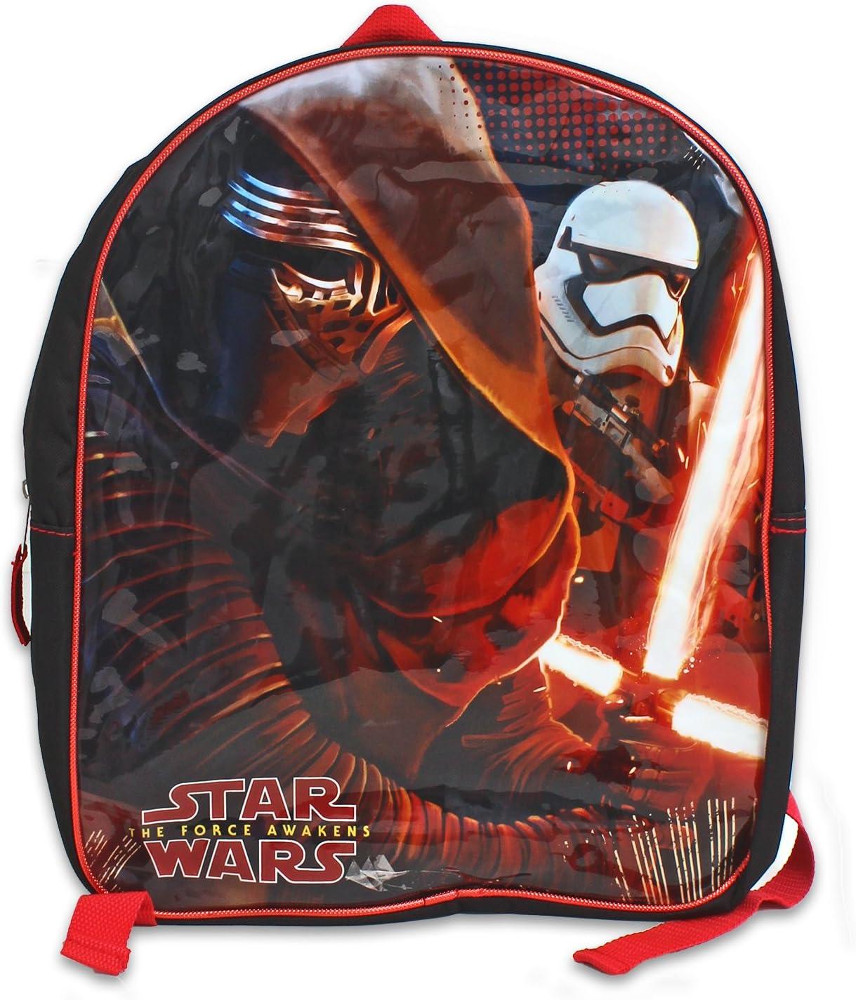 Official Disney Star Wars The Force Awakens Kylo Ren 40cm Student Backpack Bag