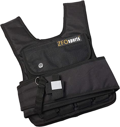 ZFOsports Short Weighted Vest 12lbs – 50lbs