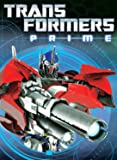 Transformers Prime: The Orion Pax Saga