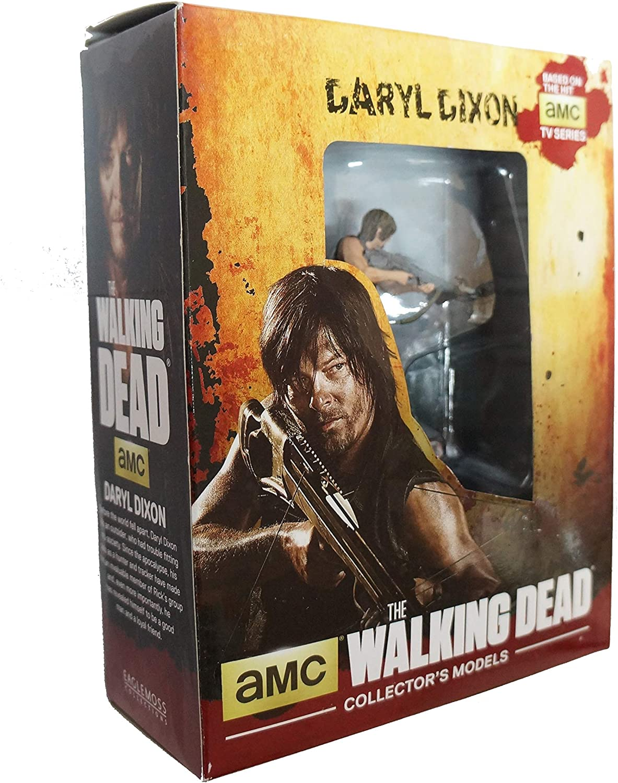 Figura de plomo y resina The Walking Dead Collectors Models Nº 2 Daryl Dixon: Amazon.es: Juguetes y juegos
