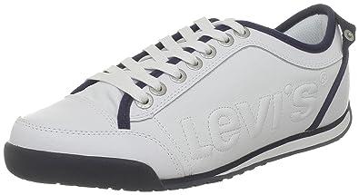 100ace1b90833 Levi s 216553, Baskets mode homme - Blanc (150), 40 EU (6 UK ...