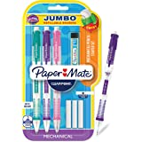 Papermate Clearpoint Mechanical Pencil Starter Set, Assorted Color Pencils (3 per pack)