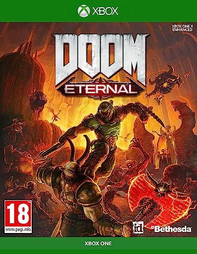 Doom: Eternal - Xbox One [Importación inglesa]: Amazon.es: Videojuegos