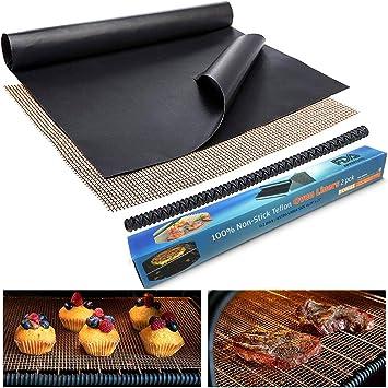 Revestimiento antiadherente grande para horno, resistente, 2 ...
