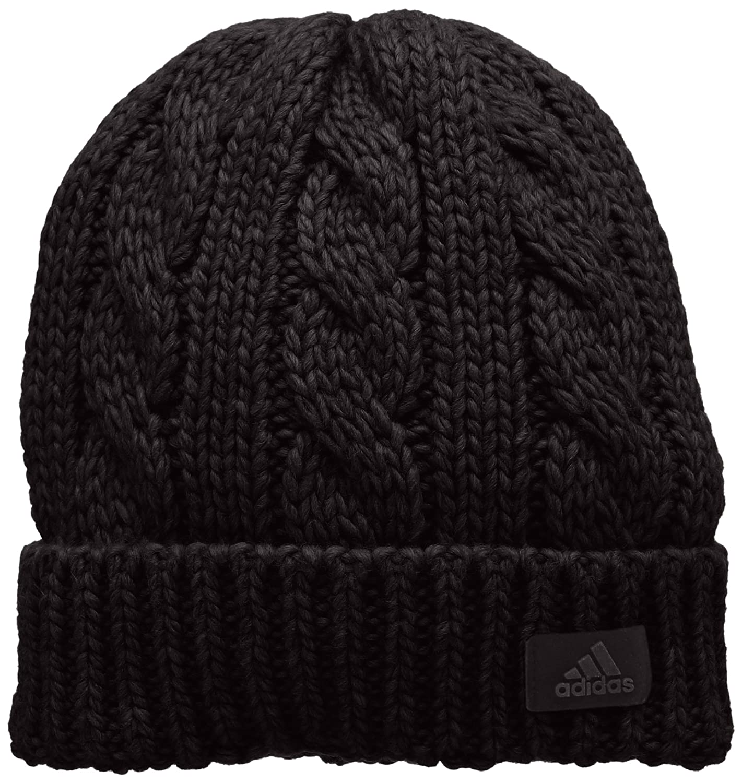 Adidas Wool Beanie - Gorro Unisex, Color Negro, Talla OSFW AB0489