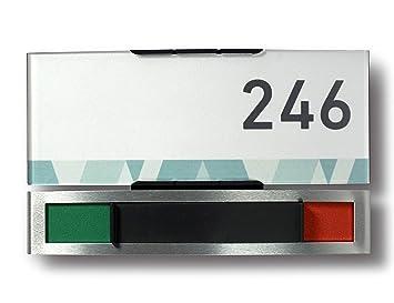 Modulex Pacific Sign 93x157mm Turschild Buro Frei Besetzt Anzeige