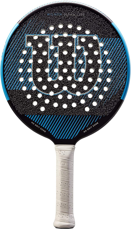 Wilson Ultra Lite Platform Tennis Paddle (Blue/Black)