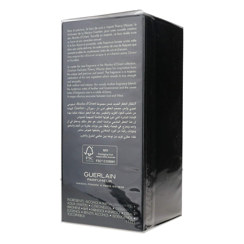 a68fee349 Guerlain Oud Perfume Essentiel Water - 125 ml: Amazon.co.uk: Luxury Beauty