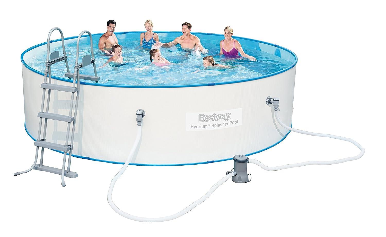 1 unidades de piscina rígida Hydrium 460 x 90h 56386: Amazon.es ...