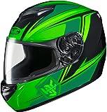 HJC CS-R2 Seca Full-Face Motorcycle Helmet (MC-4, Medium)