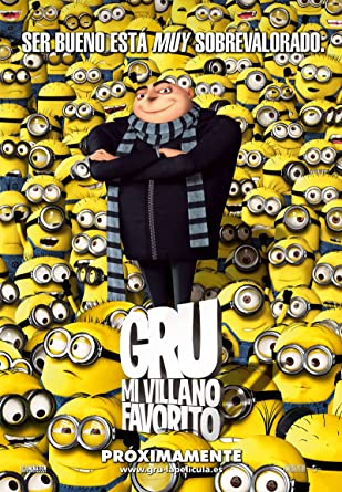 Amazon.com: Gru, Mi villano favorito + 3D: Movies & TV