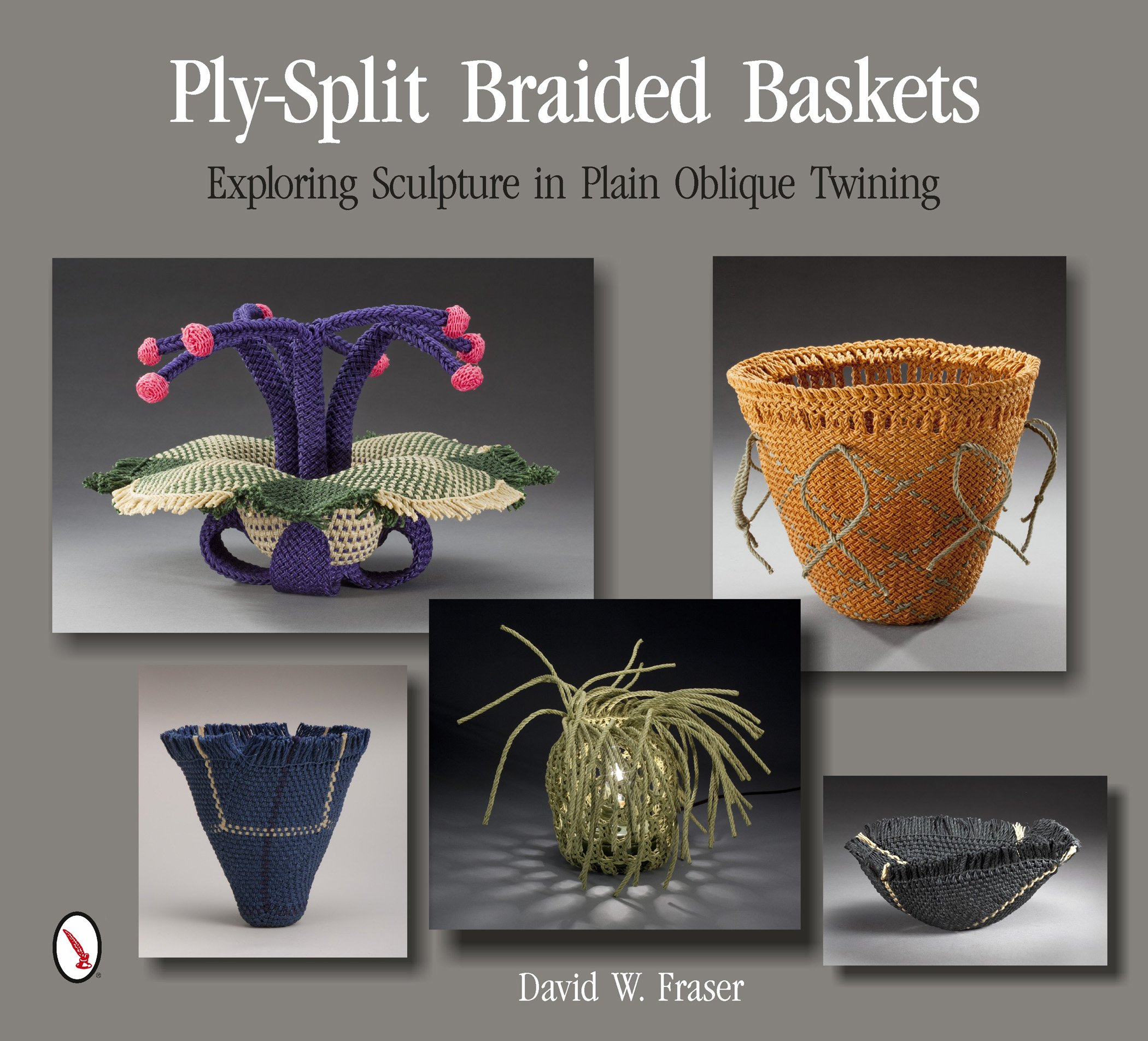 Ply-Split Braided Baskets: Exploring Sculpture in Plain Oblique Twining