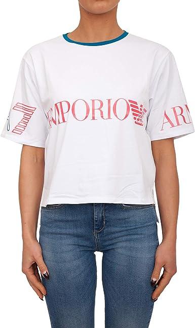 Emporio Armani - Camiseta EA7-3GTT34 TJ29Z 1100: Amazon.es: Ropa y accesorios