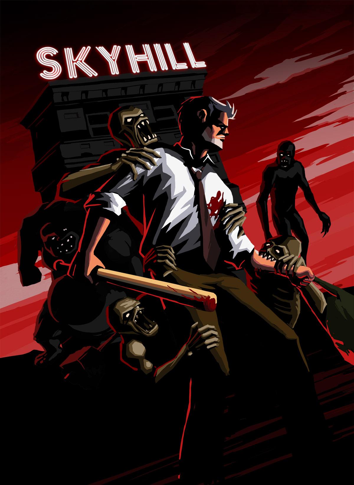 Skyhill [Online Game Code]