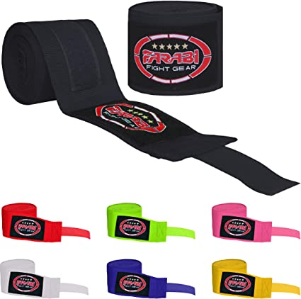 """10 Pairs Mexican Style Hand wraps 108/"""" long For Women and Kids"""