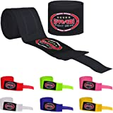 Farabi Kids Hand Wraps Strethcable 2.5 Meter Long Hand Protection Inner Wraps
