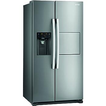 Ein Side by Side Kühlschrank ist ideal wenn Sie einen Kühlschrank mit sehr viel Stauraum suchen.