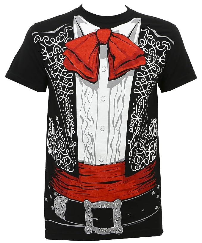 hree Amigos Mariachi Costume T-Shirt