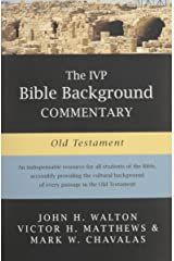 The IVP Bible Background Commentary: Old Testament Hardcover
