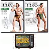 Tarzan: The Johnny Weissmuller Collection - 8 Classic Movies + Bonus Art Card