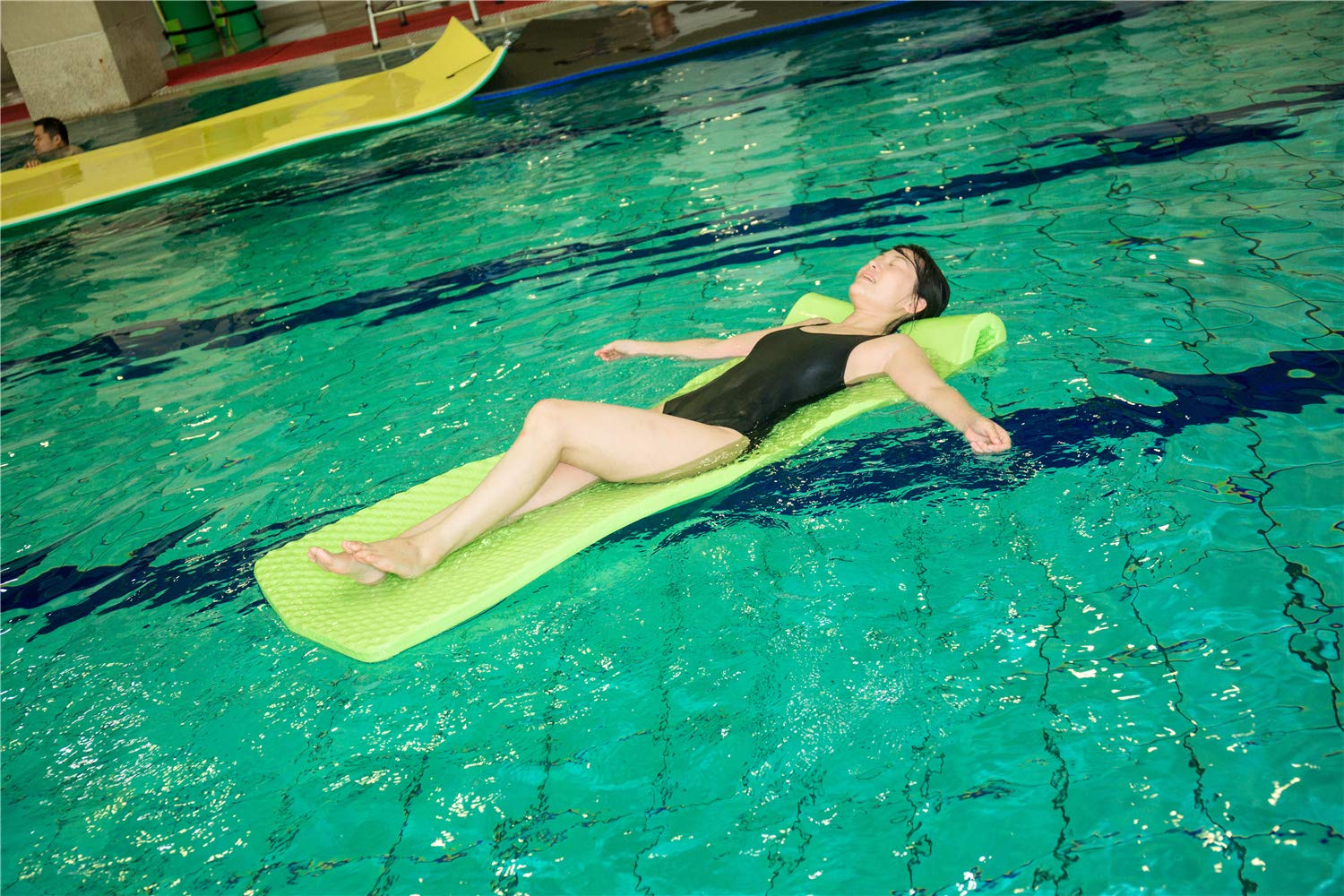 index keyword=Outdoor Swimming Floaties Float Toy Lounger Fun Float Floating Pool Bed MatPad Soft